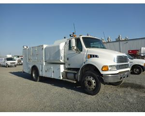 Sterling ACTERRA Fuel / Lube Truck