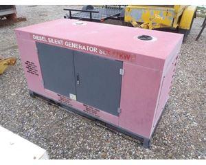 D& J 17ST Generator Set