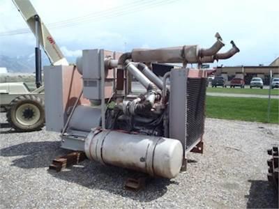 1900 Detroit 300 KW Generator Set