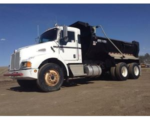 Kenworth T300 Heavy Duty Dump Truck