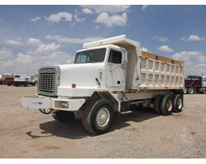Oshkosh F2100 Heavy Duty Dump Truck