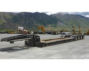 Trail King TK120 Lowboy Trailer