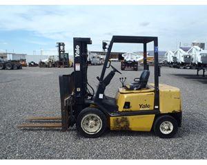 Yale GDP060TGEUAE087 Mast Forklift