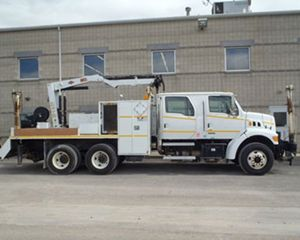 Sterling LT7500 Medium Duty Truck