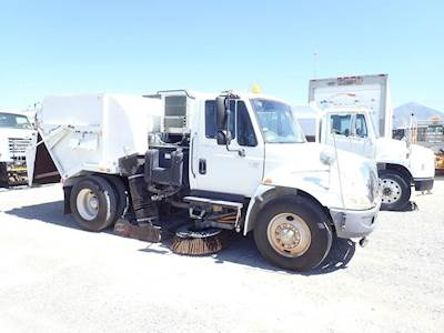 Truck Parts For Sale >> 2007 International Tymco 600