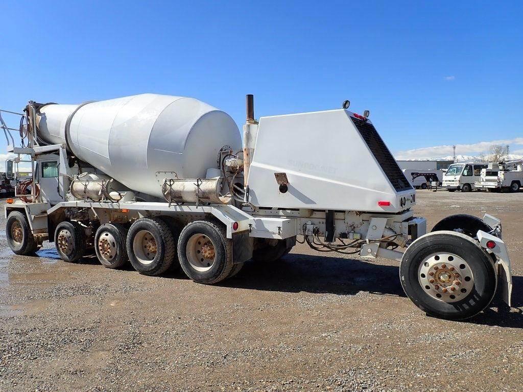 1995 Oshkosh S2346 Mixer / Ready Mix / Concrete Truck, Cummins For Sale,  63,000 Miles | Salt Lake City, UT | F-2559 | MyLittleSalesman com
