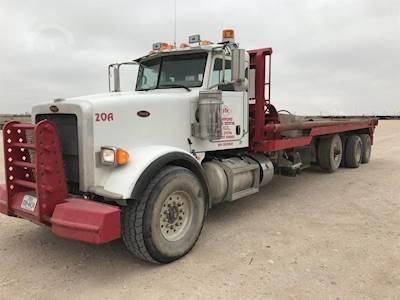 2012 Peterbilt 367 Oil Field Truck, Cummins ISX15