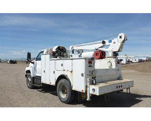 GMC TOPKICK C7500 Service / Utility Truck