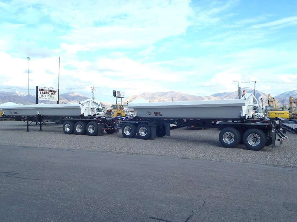 Dump Trailers Salt Lake City