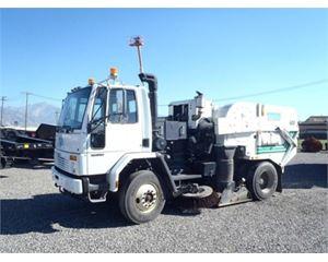 Freightliner FC70 Sweeper Truck