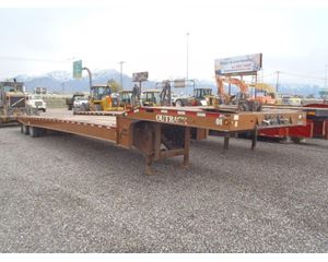 Xl Specialized XL70 SA Traveling Axle Trailer