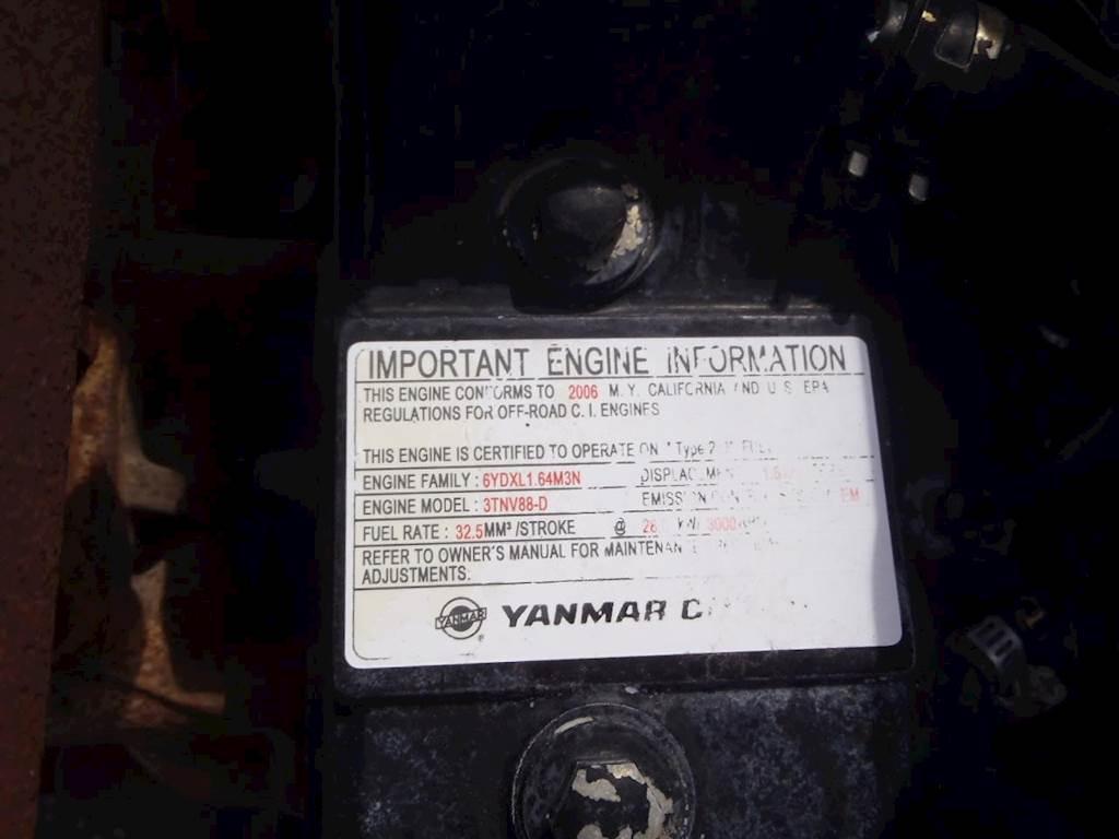 2006 DIXIE CHOPPER XXWD3500-72 Zero Turn Mower