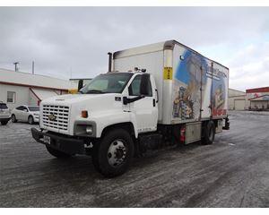 Chevrolet KODIAK C7500 Fuel / Lube Truck