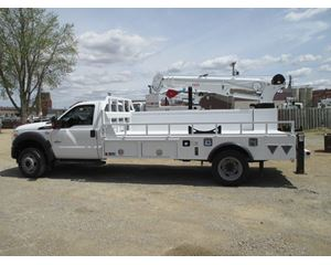 Ford F-550 Service / Utility Truck