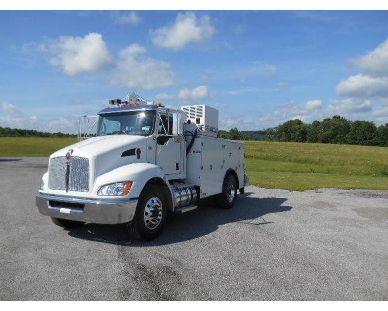 2016 Kenworth T270 Service    Utility Truck For Sale