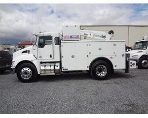 Kenworth T270 Service / Utility Truck