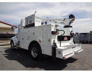 Peterbilt 337 Service / Utility Truck