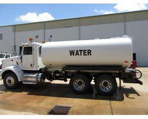 Peterbilt 365 Water Tank Truck