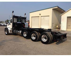 Peterbilt 567 Winch / Oil Field Truck