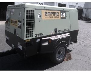 Sullair DPQ375HAF Air Compressor