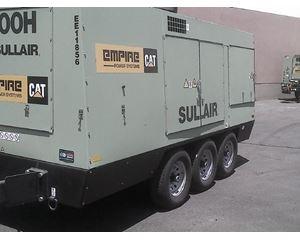 Sullair DTQ1600HAF Air Compressor