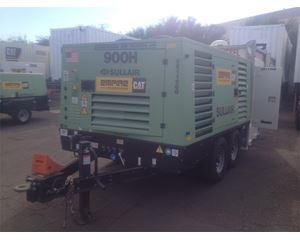 Sullair DTQ900HAF Air Compressor