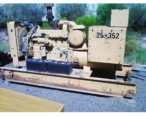 Caterpillar 3306DIT Generator Set