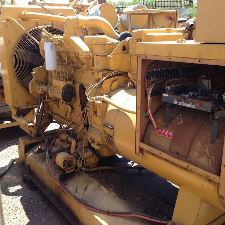 1982 Caterpillar 3406 Generator Set For Sale, 10,000 Hours | Phoenix, AZ |  EE13877 | MyLittleSalesman com