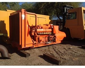 Caterpillar D349 Generator Set