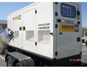 Caterpillar XQ80 Generator Set