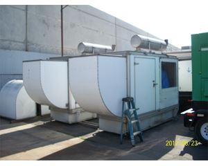 Detroit 671T Generator Set
