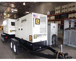 Multiquip DCA70US Generator Set