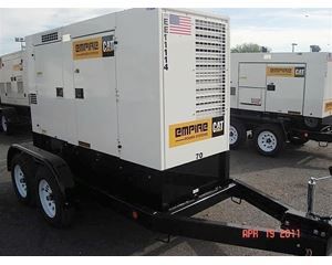Multiquip DCA70US Generator Set