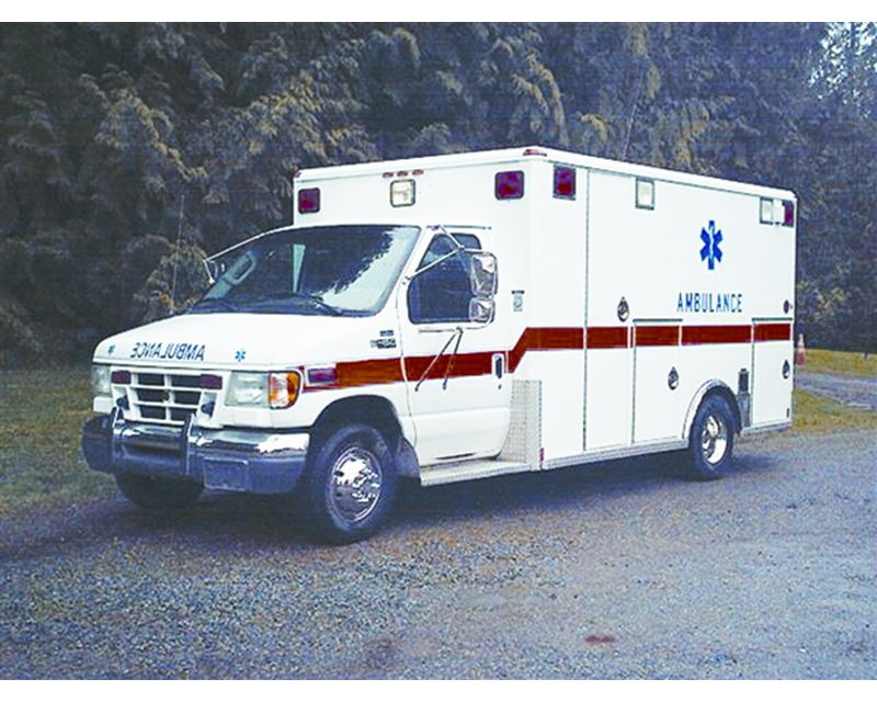 Ambulance For Sale >> 2003 Ford E 450 Ambulance For Sale 73 450 Miles Stanwood Wa