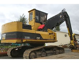 Caterpillar 330B Delimber