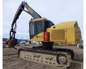 Tigercat 855C Delimber