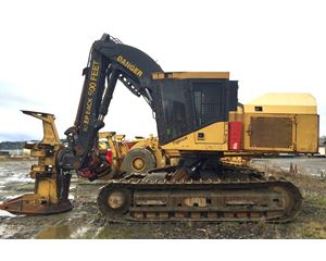 Tigercat LX870C Feller Buncher
