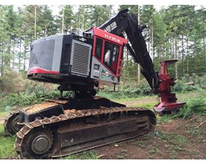 Timber Pro TL35B Feller Buncher