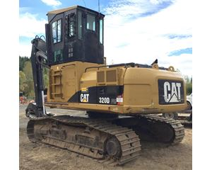 2008 Caterpillar 320 DFM Log Loader