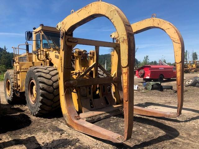 Caterpillar 988B Log Loader