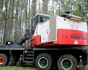 Prentice 625CRX Log Loader