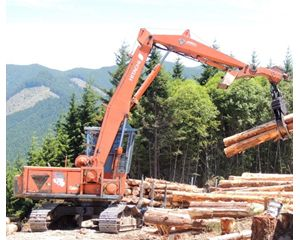 Hitachi 300 Yarder