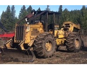 Caterpillar 518C Skidder