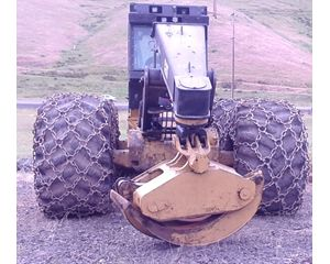 Caterpillar 525C Skidder