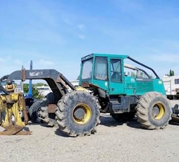 Timberjack Logging Equipment For Sale   Zender Equipment