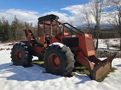 Timberjack Logging Equipment For Sale | Zender Equipment