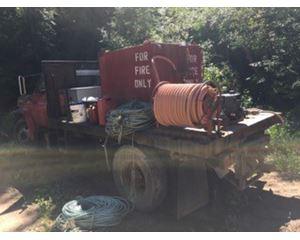 GMC 7000 Water Truck