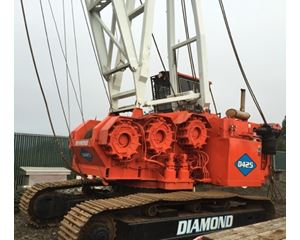Diamond D425 Yarder