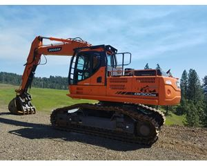 Doosan DX300RB Logging / Forestry Equipment
