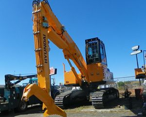 Hyundai 3220-9CTLL Log Loader
